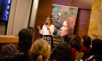 'Woman Leader Talks': Mujer y Tecnología