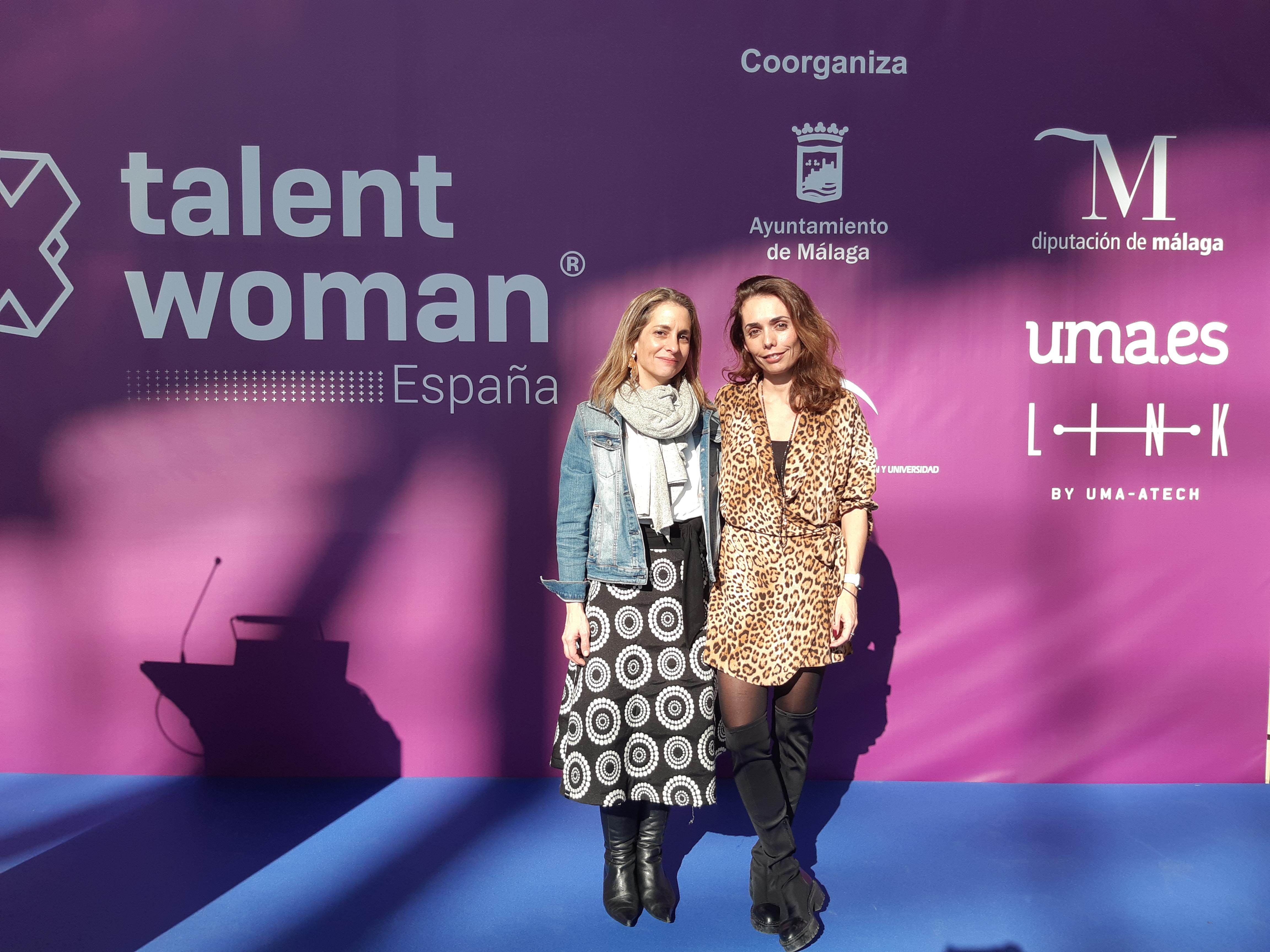 Woman talent